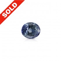 16.18ct OVAL TANZANITE STONE
